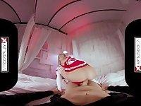 VRCosplayXcom Asuna Won't Die As A Virgin In SWORD ART XXX