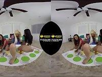 VR3000 - Sorority Game Night - Anya Reis, Jamie Marleigh & Lexy Bandera