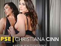 Christiana Cinn  Justin Hunt in NaughtyAmericaVR