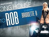 Bridgette B in Wrong House To Rob - VRBangers