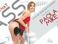 Paola Mike in Dust That Ass - VRBangers