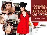 Casey Calvert in Bakery Bang - WankzVR