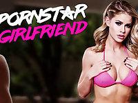 Pornstar Girlfriend - VR Porn starring Jessa Rhodes - NaughtyAmericaVR