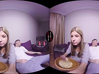 Gina Gerson  Kevin White in Weekend break - VirtualRealPorn