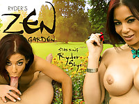MilfVR - Ryder's Zen Garden