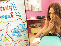 Nicole Vice in Study Break - VRBangers