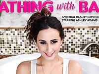 Bathing with Bae featuring Ashley Adams